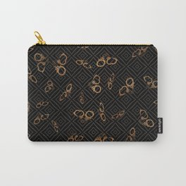 Understated Handcuffs Carry-All Pouch