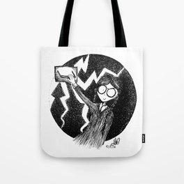 A Homicidal Maniac Tote Bag