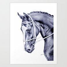 Nureyev (US) - Thoroughbred Art Print