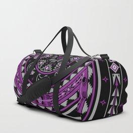 Bear Spirit (Purple) Duffle Bag