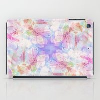transparent iPad Cases featuring TRANSPARENT VEILS by VIAINA
