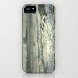 mystic sea iPhone Case