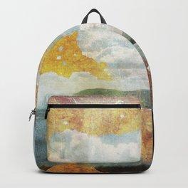 Killiney Gold Backpack