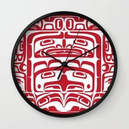 Bentwood Box Wall Clock