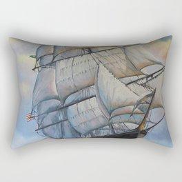 Barry Nehr - Tall Ship Rectangular Pillow