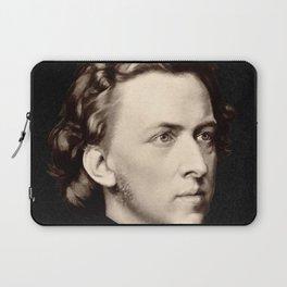 Chopin, 1873 Laptop Sleeve
