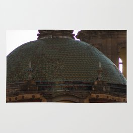 Dome color Rug