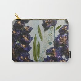 Larkspur Carry-All Pouch