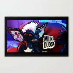 Milk Duds Canvas Print