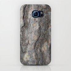 pine tree bark - scale pattern Galaxy S7 Slim Case