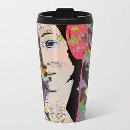 Music is what feelings sound like - II Travel Mug