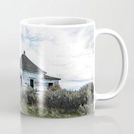 Genuflection of the Blues Coffee Mug