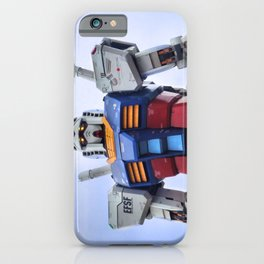 Gundam Stare iPhone Case