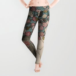 predator/prey Leggings