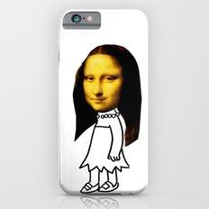 lisa simpson iPhone 6s Slim Case
