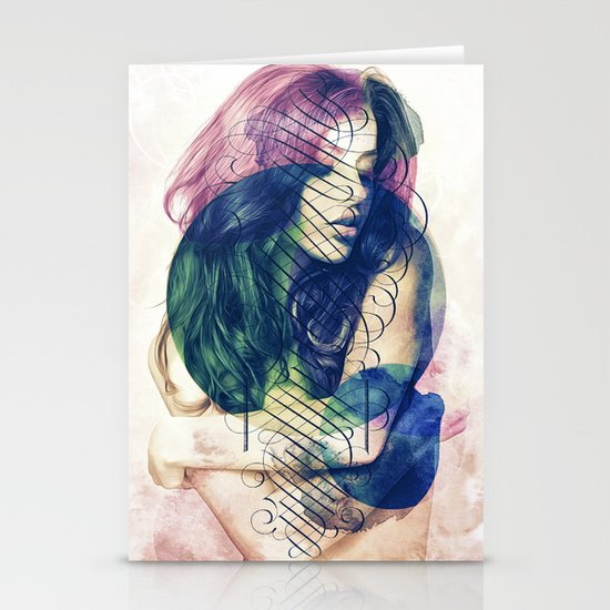 Ecstasy has No Name. Stationery Cards