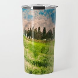 Hills of Tuscany Travel Mug