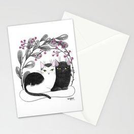 Pretty Kitties Stationery Cards