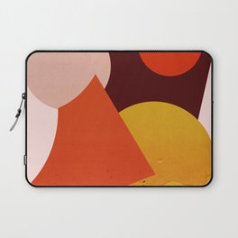 Abstraction_SHAPES_001 Laptop Sleeve