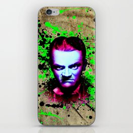 James Cagney, angry iPhone Skin