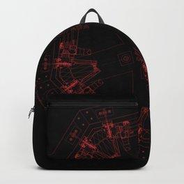 Detailed architectural node_3 Backpack