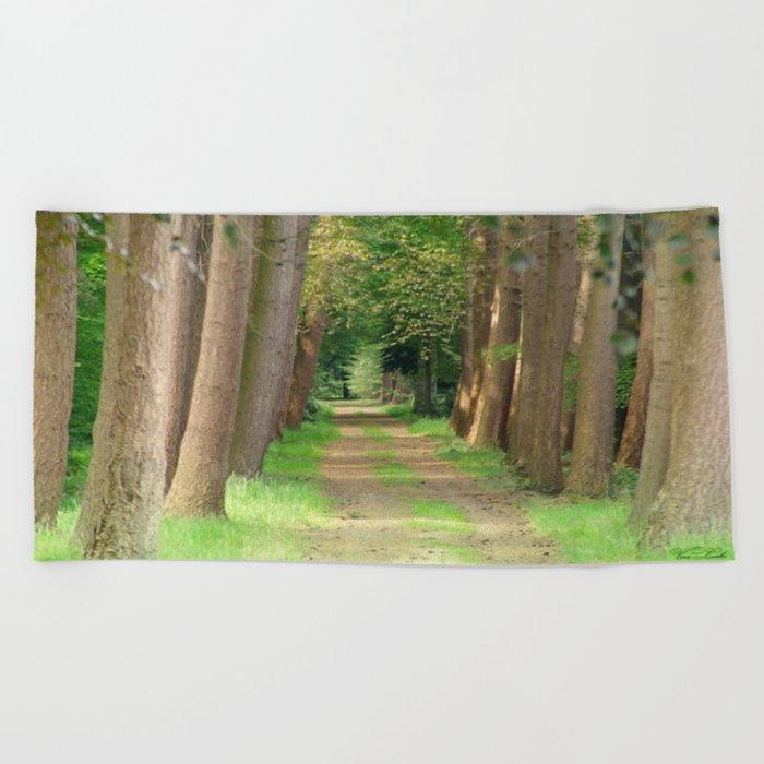WALK Beach Towel