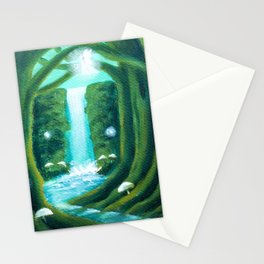 Paradise Gully Stationery Cards