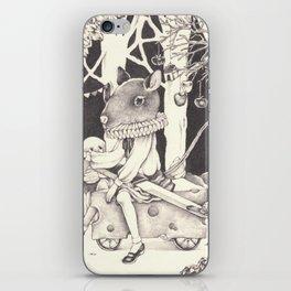 Sally Forth iPhone Skin