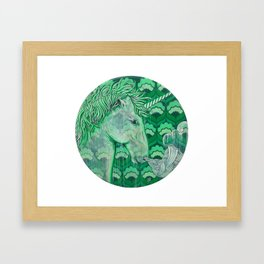 What have you been smoking? Framed Art Print