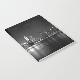 New York City Night Notebook