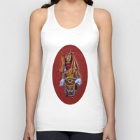 theatre Tank Tops featuring Chinese Theatre by Lucia