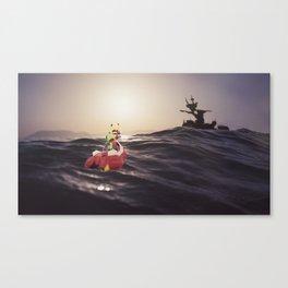 Wind Waker IRL Canvas Print