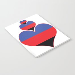 Polyamorous Heart Notebook