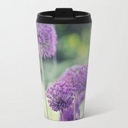 Spring Alliums  Travel Mug