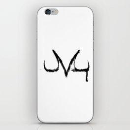 Majin's mark iPhone Skin