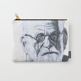 Melting Freud Carry-All Pouch