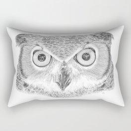Wise Owl Rectangular Pillow