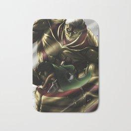 Armored Titan Bath Mat