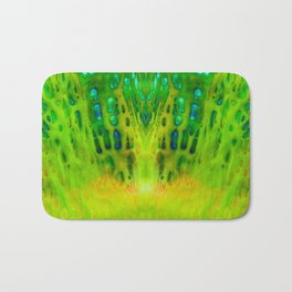 acrylic mirror Bath Mat