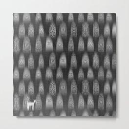Pet Cemetry Metal Print