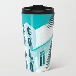 Colony Hotel Miami Beach Travel Mug