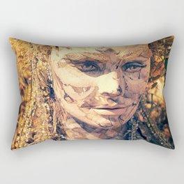 Aviendha: The Warrior Rectangular Pillow