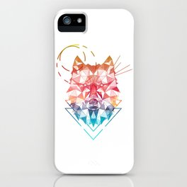 Spirit of the Wolf iPhone Case