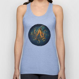 Underwater Dream IV Unisex Tanktop