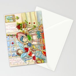 CREATIVE CHRISTMAS 2014 Stationery Cards