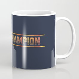 Sports Champion Coffee Mug