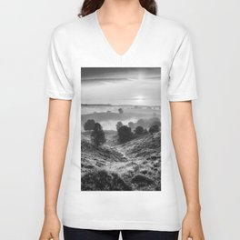 A peaceful world Unisex V-Neck