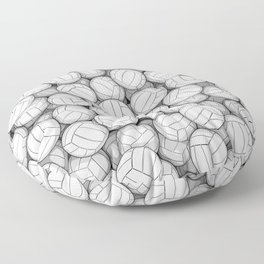 All I Want To Do Is Volleyball Floor Pillow