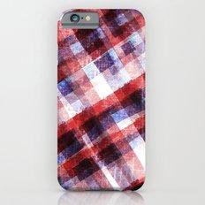 Christmas Plaid Slim Case iPhone 6