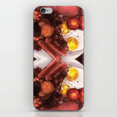 Irish Breakfast iPhone & iPod Skin
